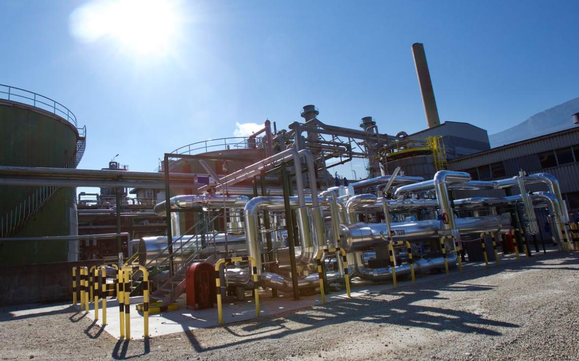 Synergies entre réseaux de chaleur public et industriel